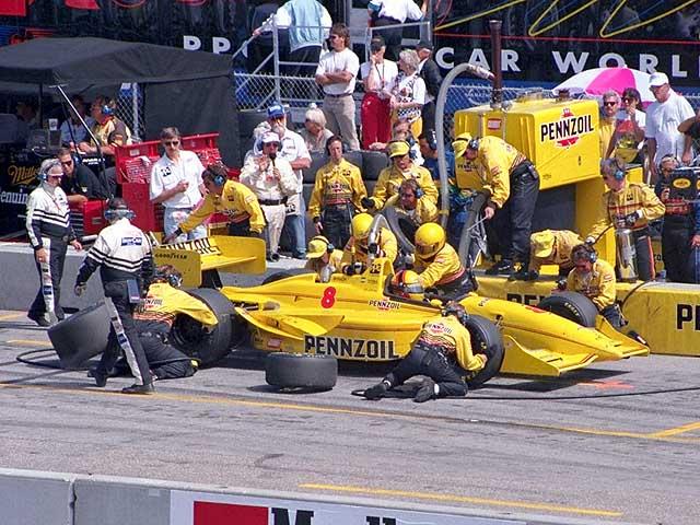 Bobby Rahal Toyota >> Race By Race - Laguna Seca 1995