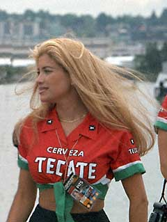Sandy Blonde Tecate