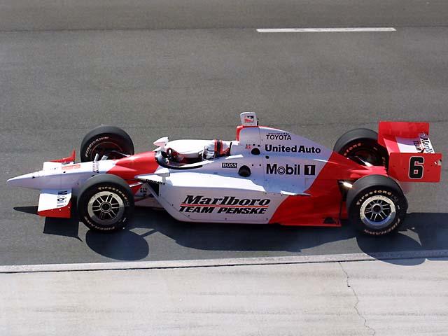 Race By Race Gil De Ferran