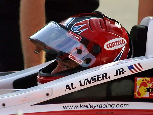 Race By Race Al Unser Jr
